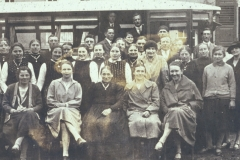 Chorausflug 1929