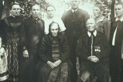 Goldene Hochzeit 1929 (Schultes Thierer)