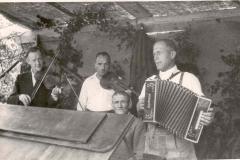 Sängerfest 1949 (Dorfkapelle)