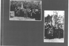 Liederkranz 1956 Jubiläum (Gedenken am Kriegerdenkmal im Jungfernbühl)