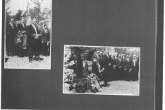 Liederkranz 1956 Jubiläum (Gedenken am Kriegerdenkmal)