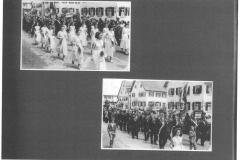Liederkranz 1956 Jubiläum (Festumzug mit vielen Gastchören)