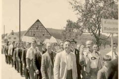 Liederkranz Umzug (1950er)