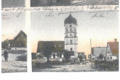 Postkarte (1913 versandt)