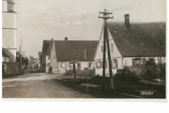 Postkarte  (Ulmer Straße, verschickt 1943)