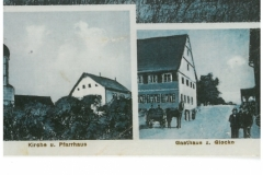 Postkarte (versandt 1919)