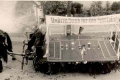 Sportplatzeinweihung 1954