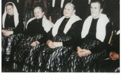 Trachten (Altennachmittag 1988 im Ochsensaal)