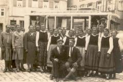 Ausflug Liederkranz ca. 1930
