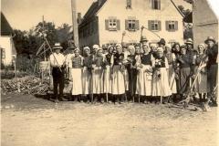 Landfrauen ca. 1930