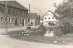 Dorfplatz 1943