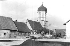 Dorfplatz 1950
