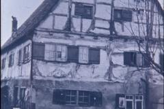 Dorfplatz 4 (Schmiede, vor 1958)