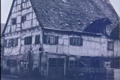 Dorfplatz 4 (vor 1958)