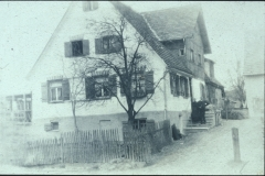Geislinger Straße 48  (Startz + Schleicher, ca. 1920 oder30er)