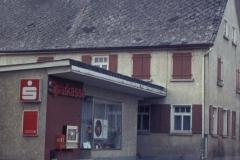 Geislinger Straße 5 (Sparkasse, ca. 1965)