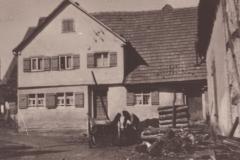 Lammgasse 2 (vermutlich Vorkriegszeit)