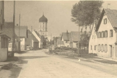 Ulmer Straße 1945 (ab Nr. 20 ortseinwärts)