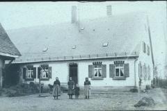 Ulmer Straße 38 (Salzburger, evtl. 1930er)
