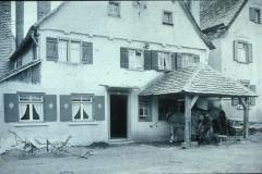 Ulmer Straße 44 (Schmied Duckeck, 1940er)