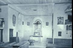 Ulmer Straße 45 (Kirche von innen, vor Umbau 1950er)