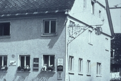Ulmer Straße 51 (Gasthaus Glocke, evtl. 1960er)