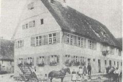 Ulmer Straße 64 (Schulzenbauer, evtl. 1920er)