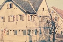 Ulmer Straße 74 (Post, evtl. 1950er)