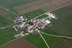 Luftaufnahme vom Schechstetten ca. 2013