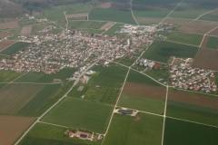 Luftaufnahme vom Weidenstetten ca. 2013
