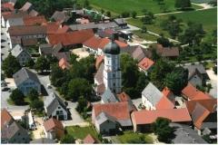 Luftbild Ortsmitte 2006