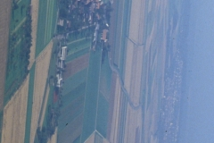 Weidenstetten Luftbild (Ostteil ca. 1983)