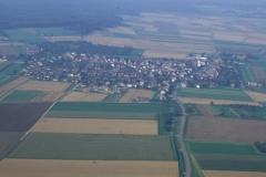 Weidenstetten Luftbild ca. 1983