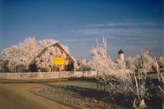 Winterstimmung Dorfwiesen